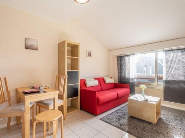Location vacances Carnac -  Appartement - 2 personnes - Télévision - Photo N° 1