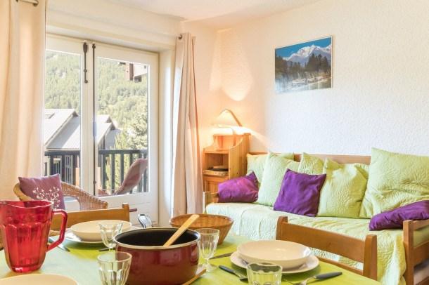 Location vacances Le Monêtier-les-Bains -  Appartement - 6 personnes - Local ski - Photo N° 1