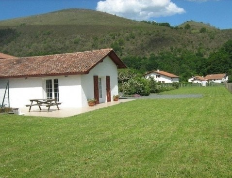 Location vacances Bidarray -  Maison - 4 personnes - Barbecue - Photo N° 1