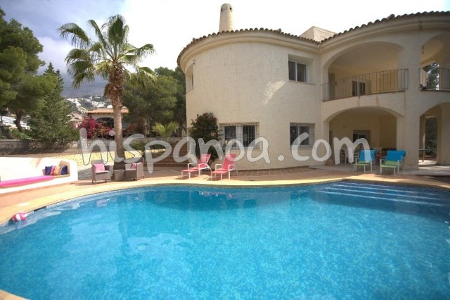 Holiday rentals Altea - House - 9 persons - BBQ - Photo N° 1