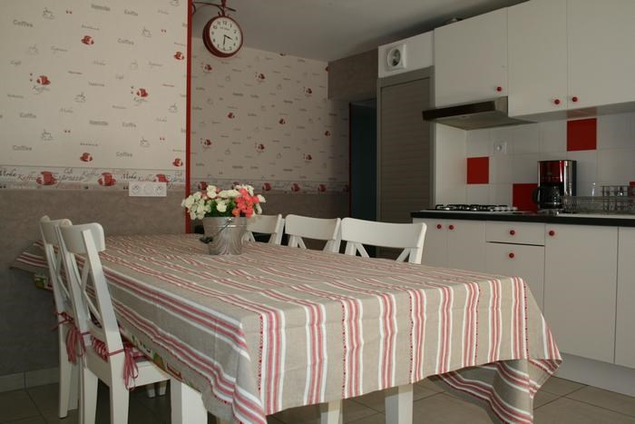Holiday rentals Luçon - Cottage - 16 persons - BBQ - Photo N° 1