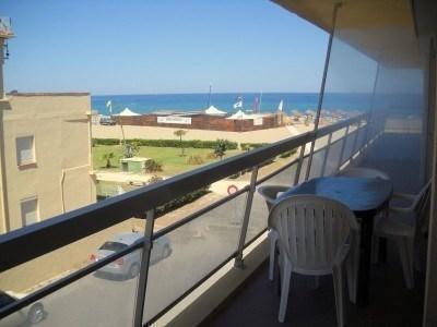 Location vacances Argelès-sur-mer -  Appartement - 4 personnes - Terrasse - Photo N° 1