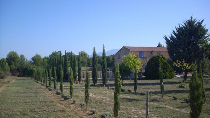 Villa pour 12 pers. avec piscine privée, Carpentras