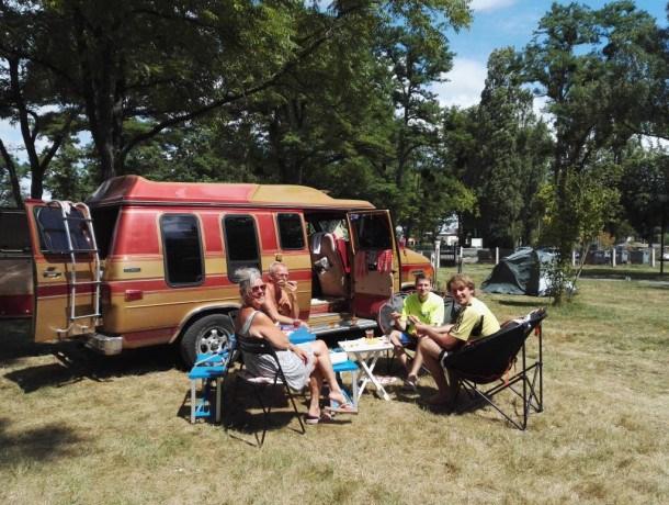 Camping de L'Ile - Mobil home Evo 29