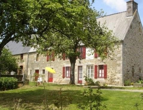 Location vacances Saint-Nicolas-des-Bois -  Maison - 8 personnes - Barbecue - Photo N° 1
