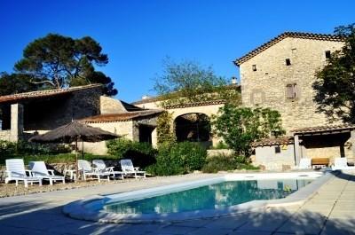 Gîtes pour 6 personnes;avec piscine, sur 20ha de garrigue - Orthoux-Sérignac-Quilhan