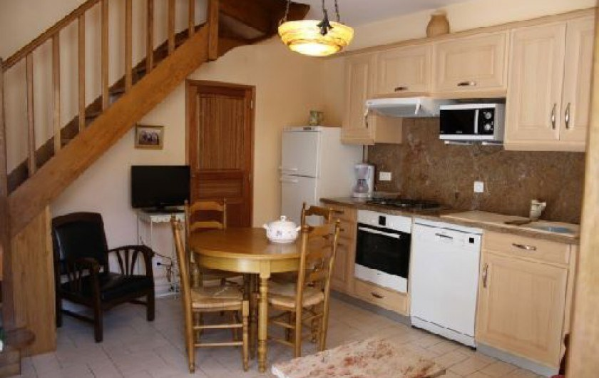 Location vacances Zicavo -  Appartement - 4 personnes - Barbecue - Photo N° 1