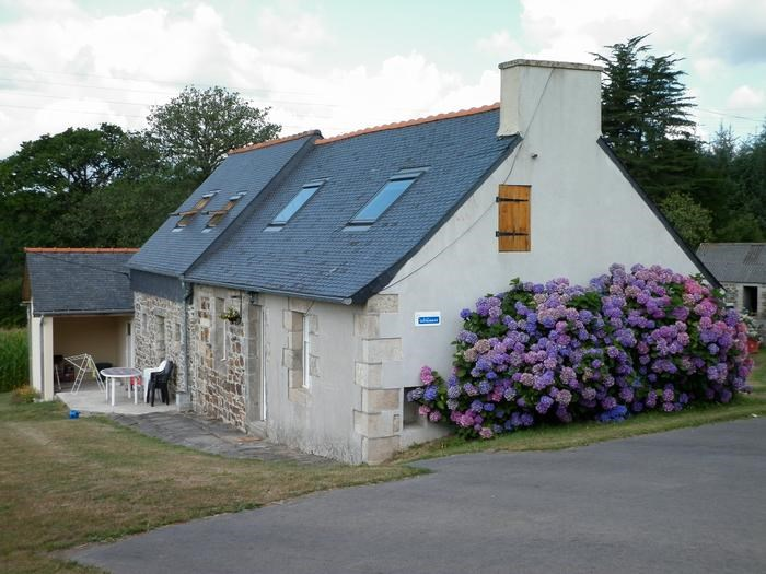 Holiday rentals Scrignac - House - 8 persons - BBQ - Photo N° 1