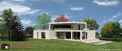 Maison  6 pièces + Terrain 555 m² Chasse sur Rhone par DEMEURES RHONE ALPES
