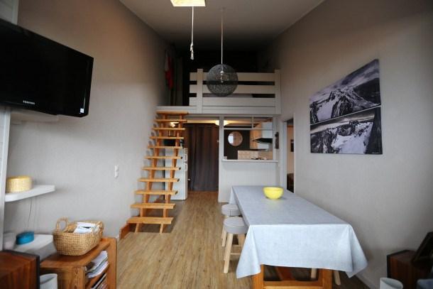 Location vacances La Rosière -  Appartement - 7 personnes - Lecteur DVD - Photo N° 1