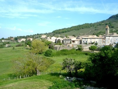 Barn - Saint-Pons