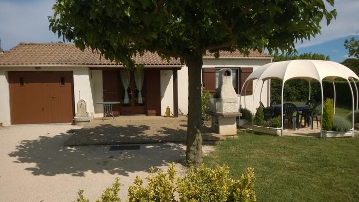 Villa pour 5 pers. avec internet, Pradons