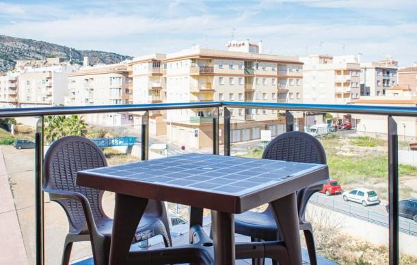 Location vacances Oropesa del Mar/Orpesa -  Appartement - 4 personnes - Télévision - Photo N° 1
