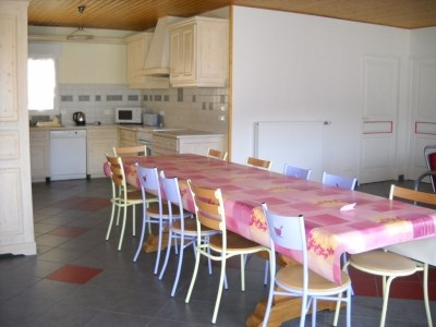 Location vacances Bourg-de-Sirod -  Gite - 12 personnes - Barbecue - Photo N° 1