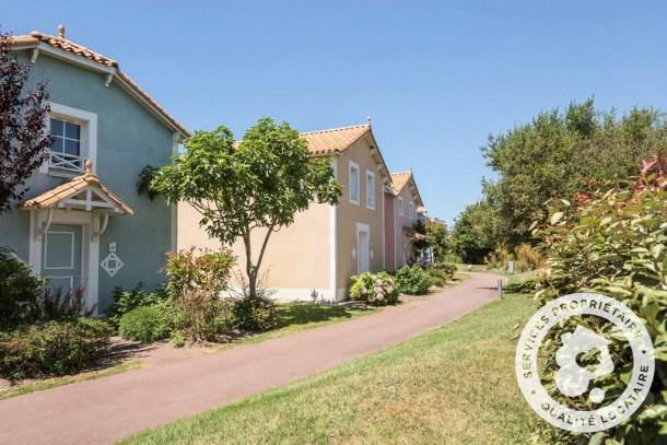 Location vacances Talmont-Saint-Hilaire -  Maison - 5 personnes - Télévision - Photo N° 1