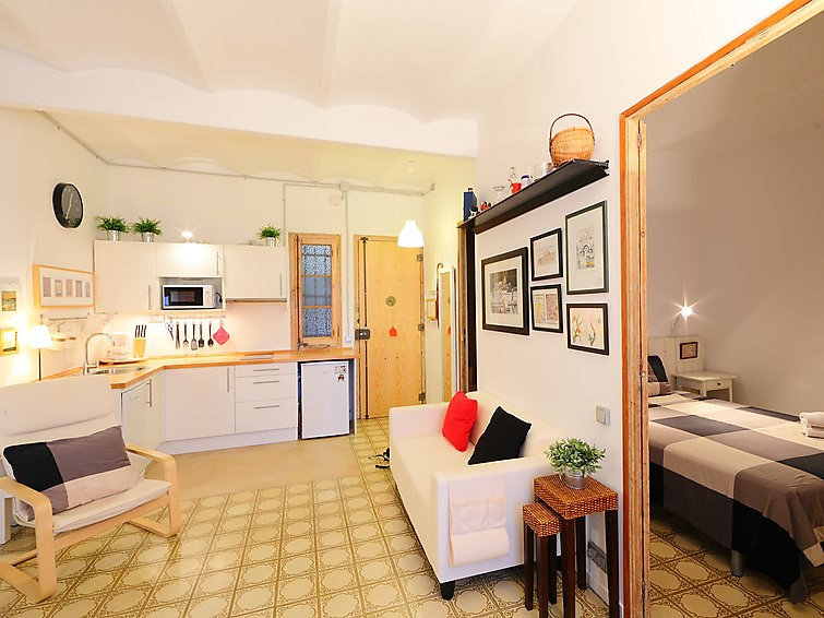 Location vacances Barcelone -  Appartement - 3 personnes -  - Photo N° 1