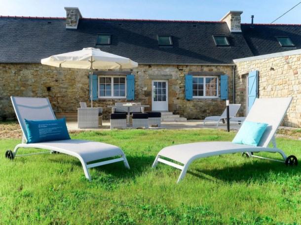 Location vacances Camaret-sur-Mer -  Maison - 8 personnes - Barbecue - Photo N° 1