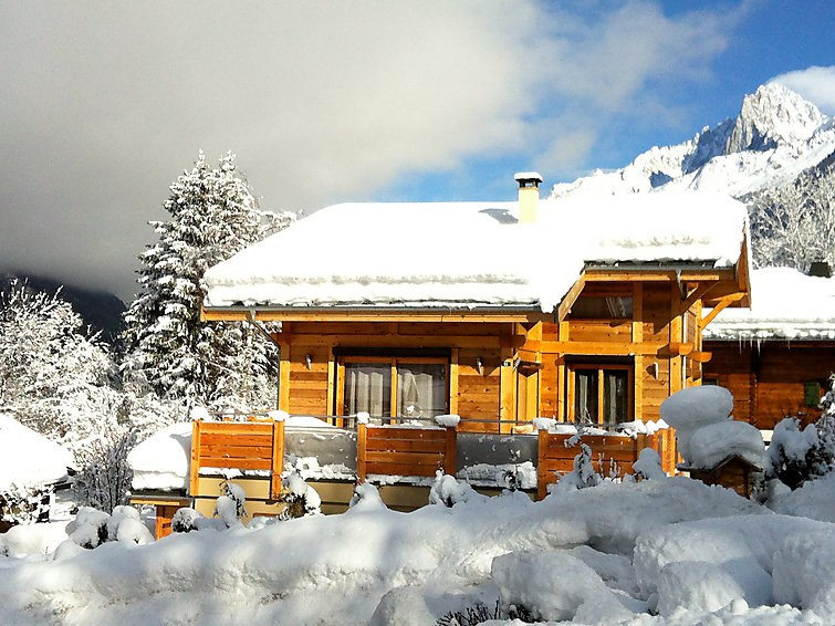Location vacances Les Houches -  Appartement - 3 personnes -  - Photo N° 1