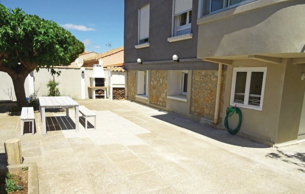 Location vacances Vinassan -  Appartement - 3 personnes - Barbecue - Photo N° 1
