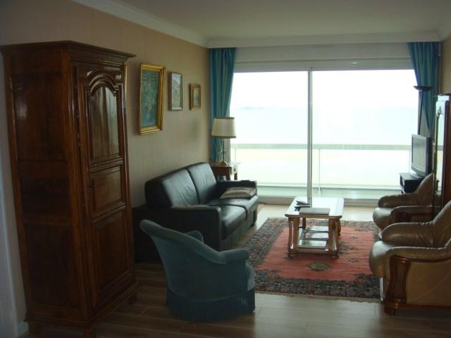 Location vacances Saint-Malo -  Appartement - 6 personnes - Chaise longue - Photo N° 1