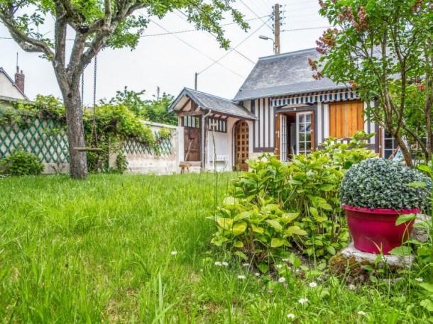 Location vacances Trouville-sur-mer -  Maison - 4 personnes - Télévision - Photo N° 1