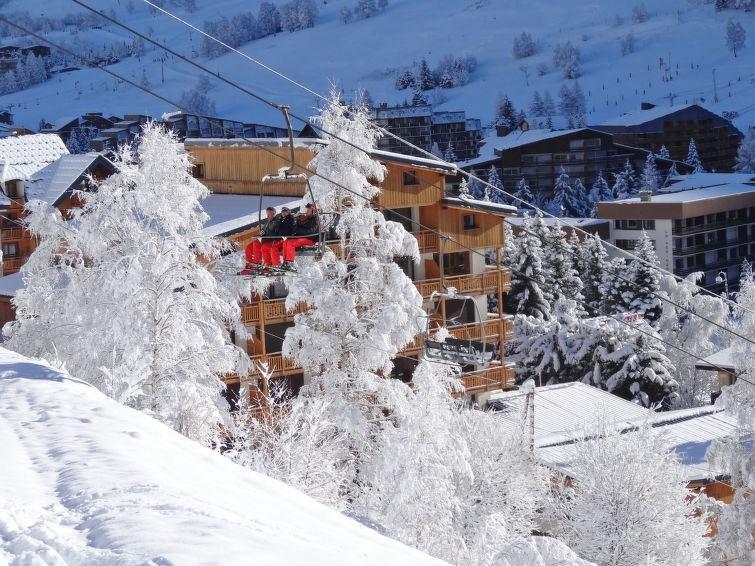 Appartement pour 1 personnes à Les Deux Alpes