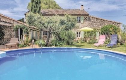 Location vacances Saint-Rémy-de-Provence -  Maison - 6 personnes - Barbecue - Photo N° 1