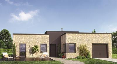 Maison  6 pièces + Terrain 850 m² Villemur-sur-Tarn par Maison Familiale Toulouse