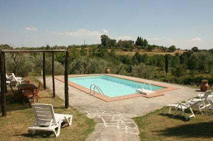 Holiday rentals Lucignano - House - 10 persons - BBQ - Photo N° 1