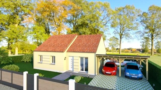 Maison  4 pièces + Terrain 730 m² Saint-Ay par SACIEL HABITAT
