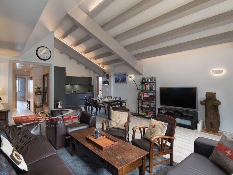 Appartement pour 6 à Crans-Montana
