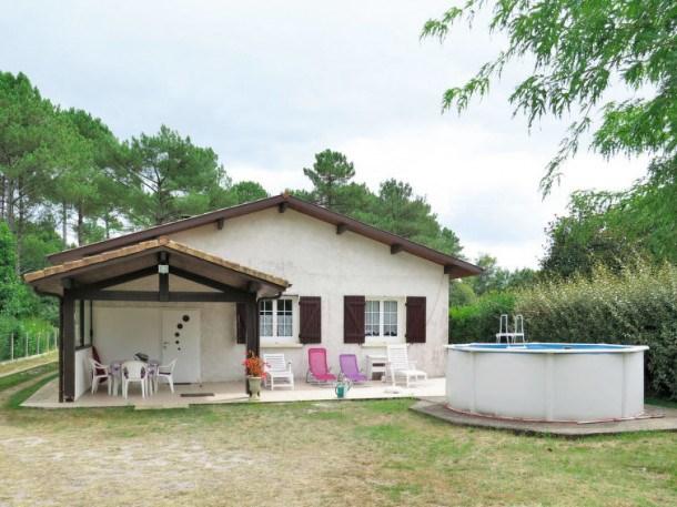 Location vacances Mézos -  Maison - 4 personnes - Télévision - Photo N° 1
