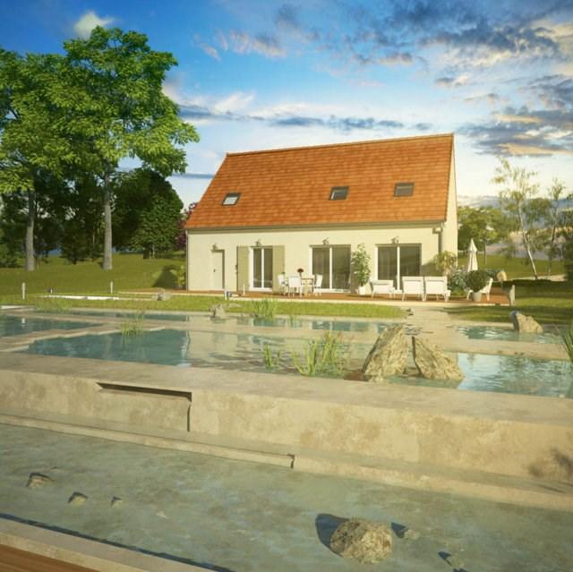 Maison  5 pièces + Terrain 854 m² Saint-Germain-Lès-Arpajon par MAISONS PIERRE