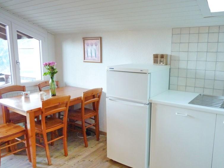 Appartement pour 4 à Ovronnaz