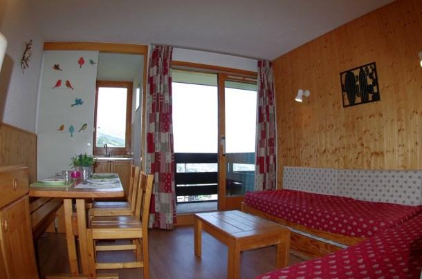 Location vacances Les Avanchers-Valmorel -  Appartement - 5 personnes - Balcon - Photo N° 1