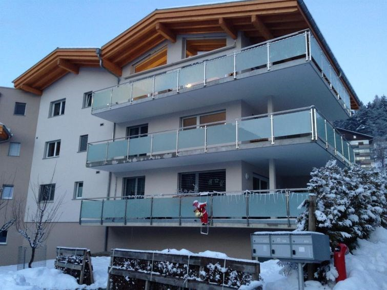 Location vacances Fiesch -  Appartement - 10 personnes -  - Photo N° 1