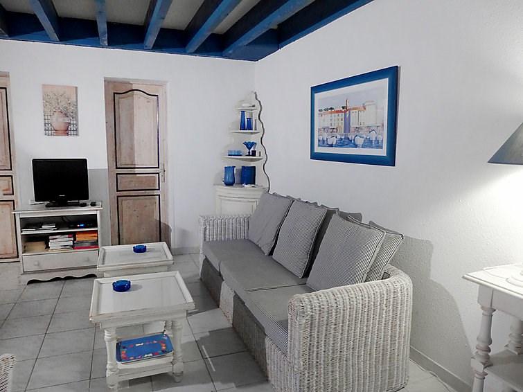Maison pour 3 personnes à Sainte Maxime