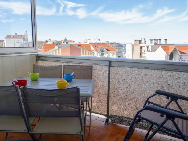 Location vacances Arcachon -  Appartement - 4 personnes - Barbecue - Photo N° 1
