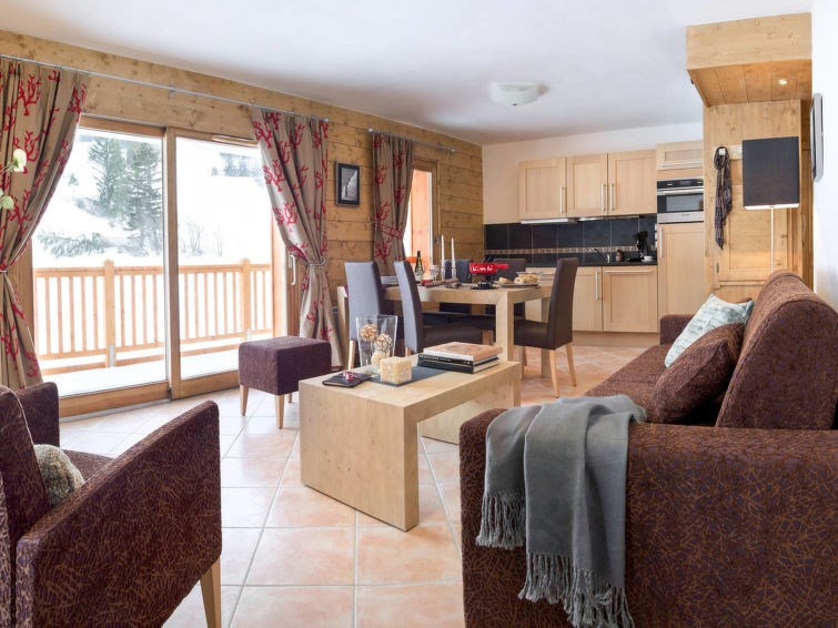 Location vacances Lanslebourg-Mont-Cenis -  Appartement - 6 personnes -  - Photo N° 1