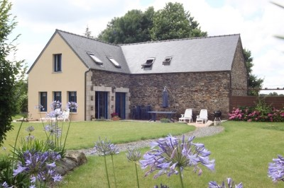 Holiday rentals Plestin-les-Grèves - Cottage - 8 persons - BBQ - Photo N° 1