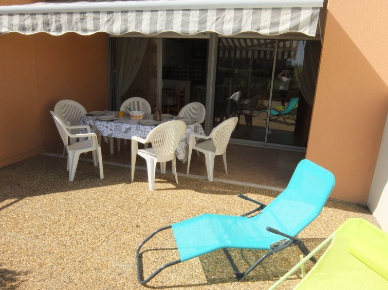 Location vacances Agde -  Appartement - 6 personnes -  - Photo N° 1