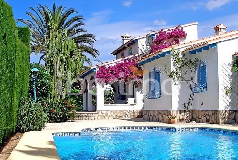 Villa à Denia pour 12 personnes - 5 chambres