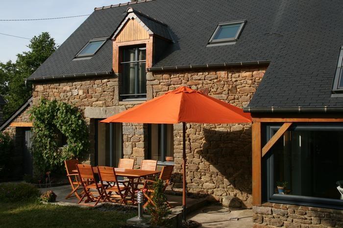 Location vacances Bonnemain -  Maison - 7 personnes - Barbecue - Photo N° 1