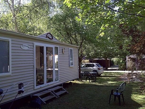 Camping Moulin du Périé - Mobil-Home D Confort Famille pour 5 pers