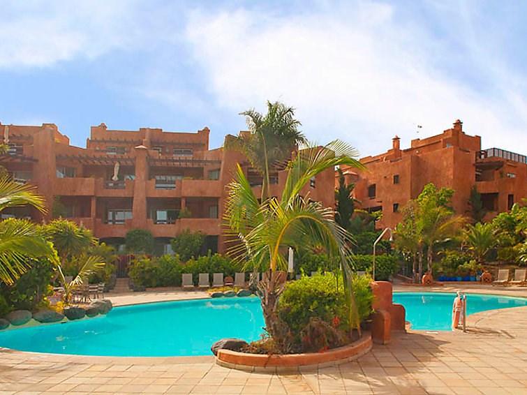 Appartement pour 6 à Palm- Mar
