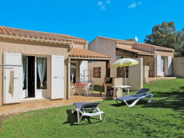Location vacances Vico -  Maison - 4 personnes - Barbecue - Photo N° 1