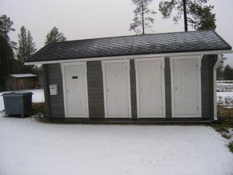Studio pour 2 personnes à Äkäslompolo