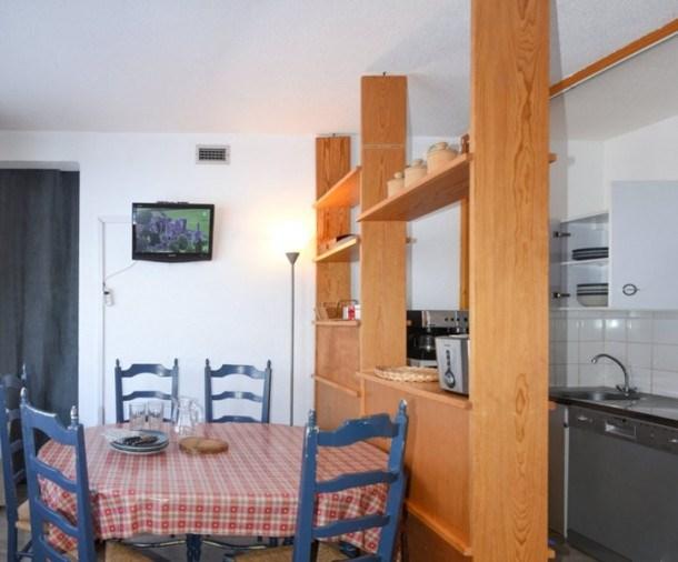 Location vacances Montgenèvre -  Appartement - 6 personnes - Lecteur DVD - Photo N° 1