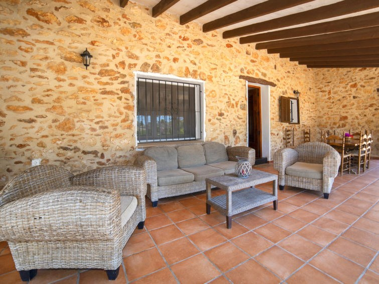 Location vacances Calp -  Maison - 10 personnes -  - Photo N° 1