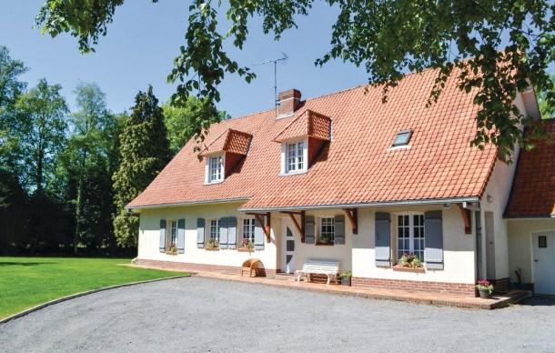 Location vacances Campagne-lès-Hesdin -  Maison - 8 personnes - Lecteur DVD - Photo N° 1